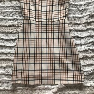 Aritzia Dresses - Wilfred Isabelle Plaid Dress